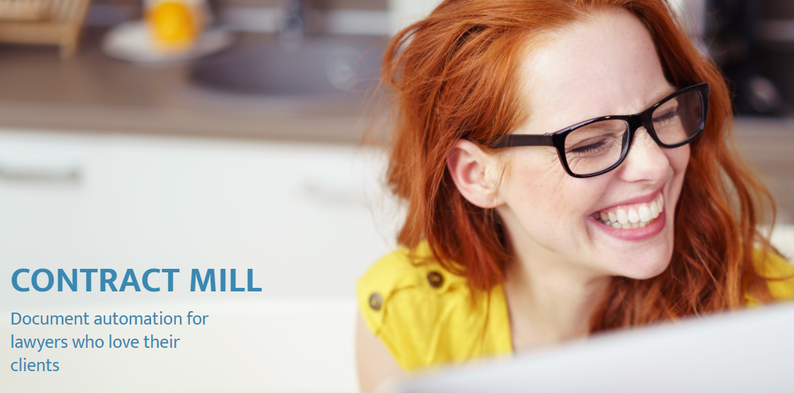 document automation contract mill investcee legaltech