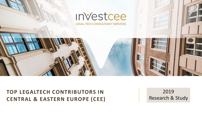 CEE legaltech research study 2019 investcee