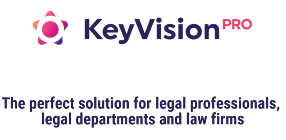 Legal Business Development with KeyVision