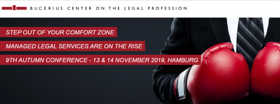 Managed Legal Services Bucerius Conference