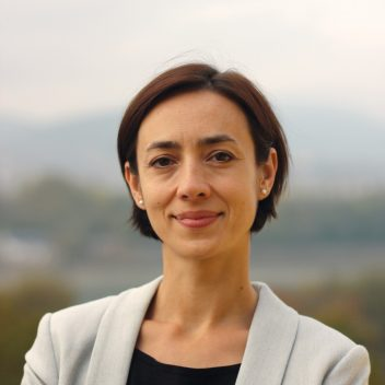 InvestCEE Operations Manager Reka Szabo