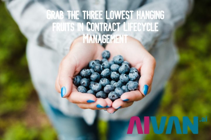 contract management aivan.ai investcee legaltech