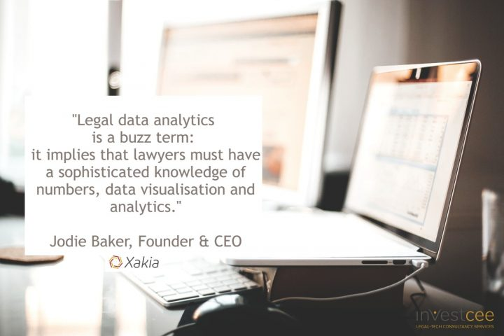 Legal Data Analytics Webinar InvestCEE LegalTech Xakia Technologies