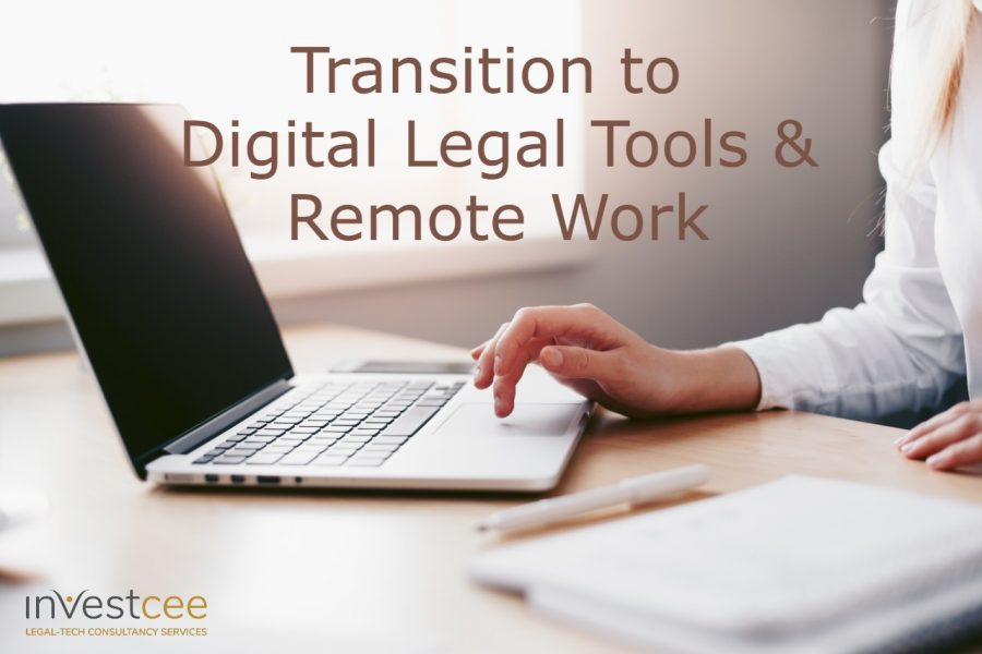 Digital legal tools remote work