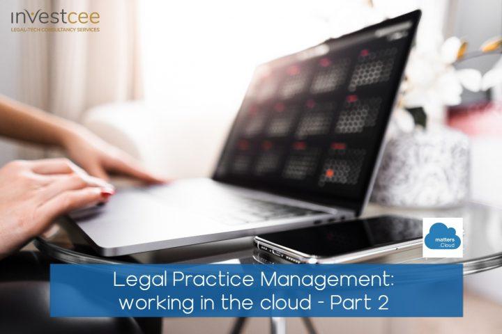 Legal Practice Management Software Review Part 2