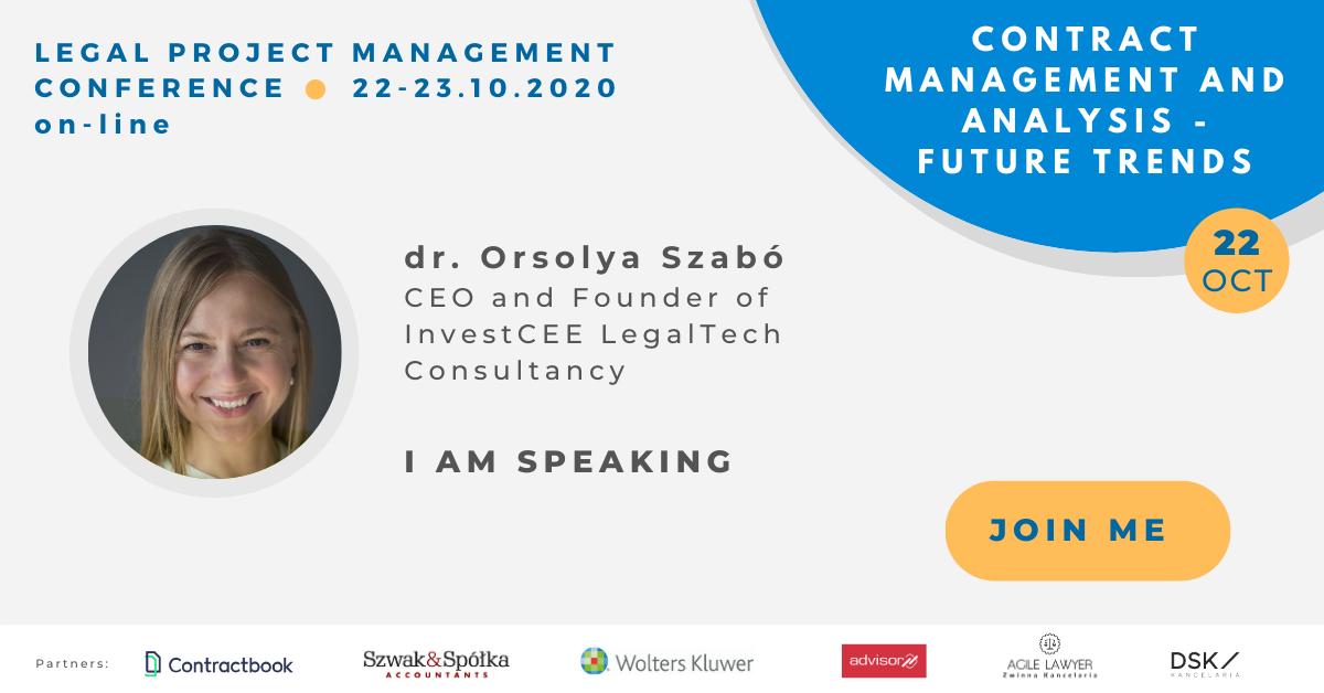 Legal Project Management LPM Online Conference