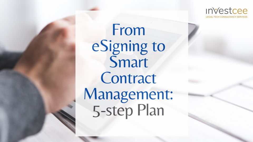 From eSigning to Digital Contract Management