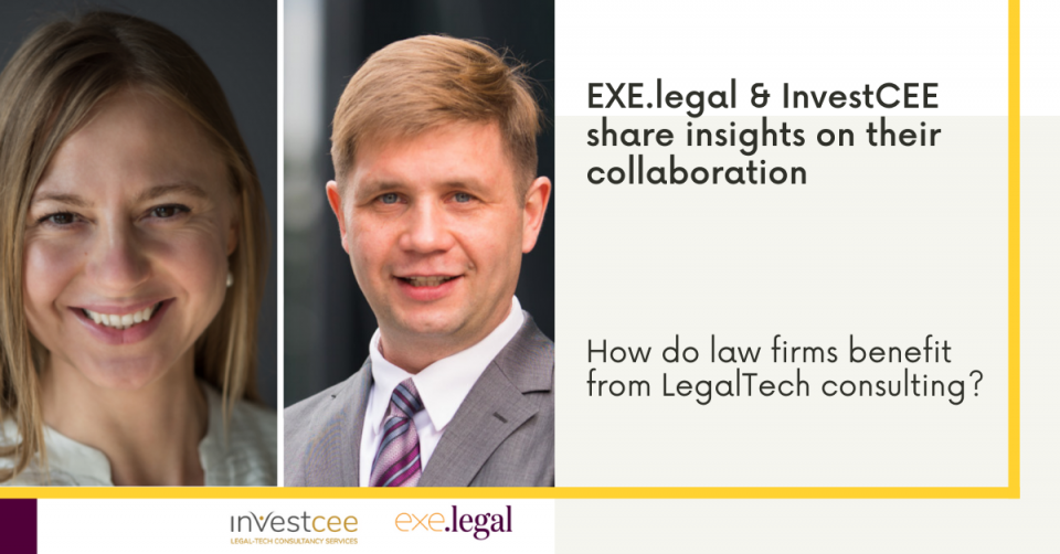 LegalTech Consulting Law Firms