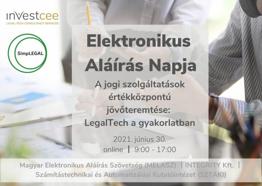 eSign Day Hungary 2021