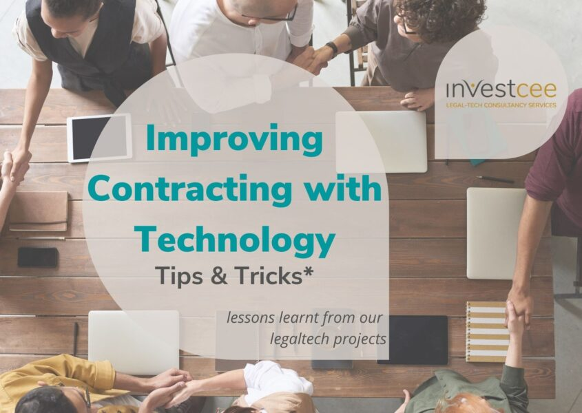 Contracting with Technology Tips and Tricks
